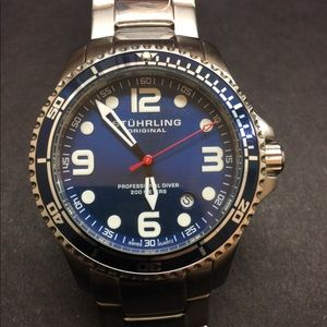 Men's Stuhrling watch
